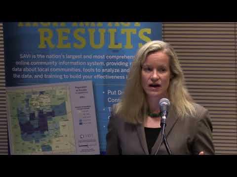 SAVI Talks, June 2017: Unequal Access: Tobacco Retail in the Indianapolis Metro Area