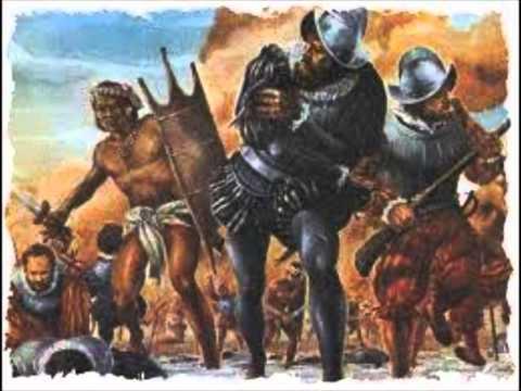Beyond the Fringe-Conquistador