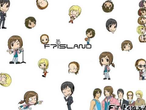 (MP3 SONG + RINGTONE) FT Island - Always Be Mine + lyrics