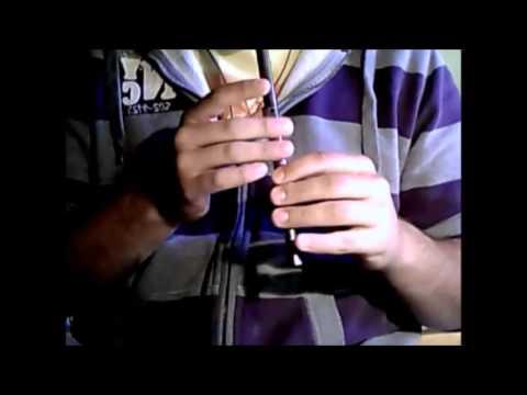 Wake me up - tin whistle (Avicii feat Tin whistle)
