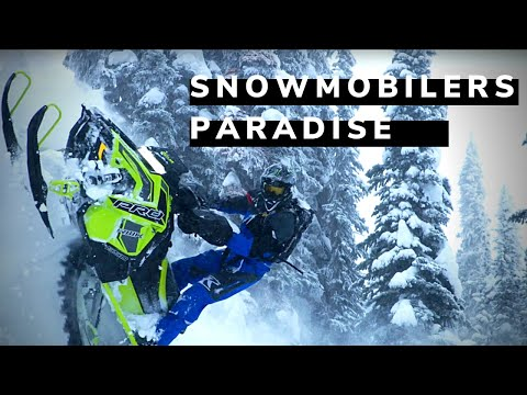 The Snowmobilers Paradise | #01 | BBA 2020