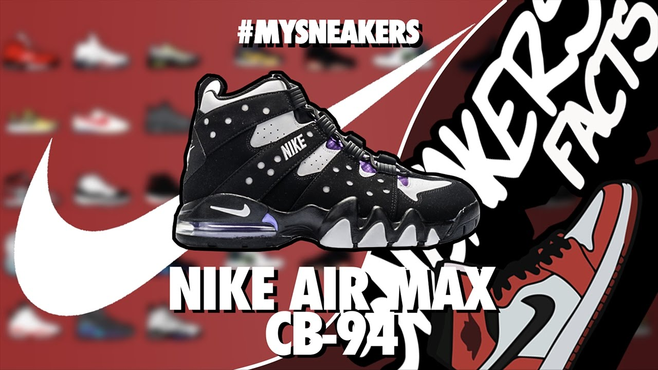 a2e9c167a0 Sneakers Facts | #MySneakers | Nike Air Max2 CB 94 - chuyenlavl.com