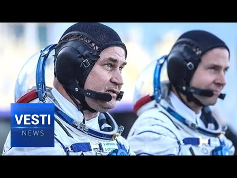 EXCLUSIVE! Alive and Well! Russian-American Soyuz Crew Rescue Mission Successfully Completed - Video
