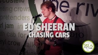 Ed Sheeran - Chasing Cars (Snow Patrol Cover) Private Show