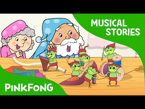 The Shoemaker and the Elves | Fairy Tales | Musical | PINKFONG Story Time for Children