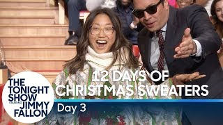 12 Days of Christmas Sweaters 2019: Day 3