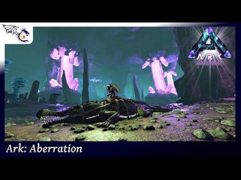 Aberrant Sarco Tame   Ark: Aberration #34