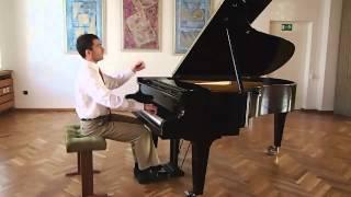 Johannes Gaechter: Gabriel Fauré - Ballade Op. 19, Piano Solo