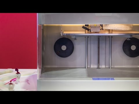 3D Printer That Prints Carbon Fiber