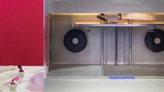 3D Printer that Prints Carbon Fiber(One of the things that keeps 3D prints from being useful in everyday applications is the structural instability of the plastic print material--it either bends or snaps ..., 2015-01-13T07:42:27.000Z)