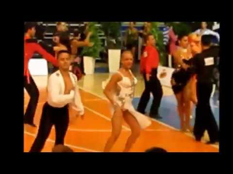 Beograd Open 2009... International Latin  & Standard Dance Competition