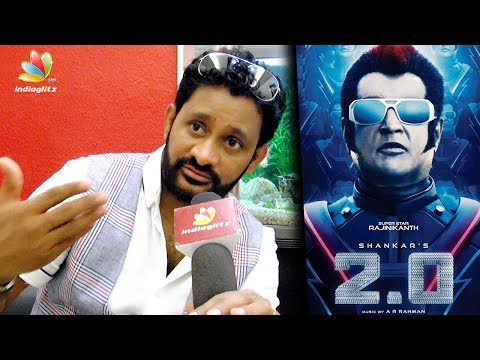 3D Film! 4D Sound! '2 0' setting new benchmarks in Tamil cinema
