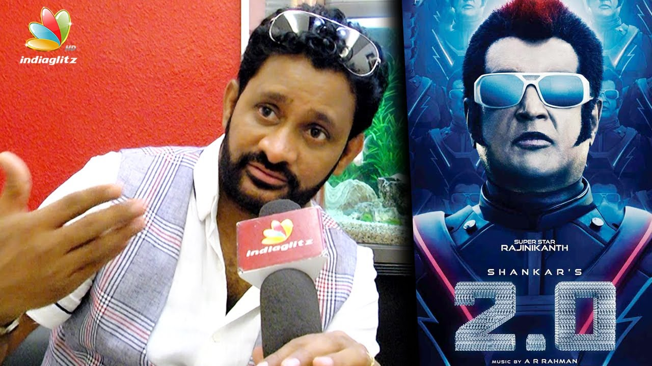 We created a new 4D sound format for 2.0 : Resul Pookutty Interview ...
