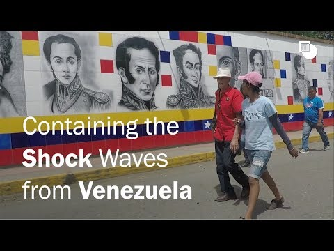 Containing the Shock Waves from Venezuela
