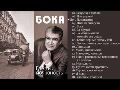 Бока (Борис Давидян) 2017 - Где ты моя юность