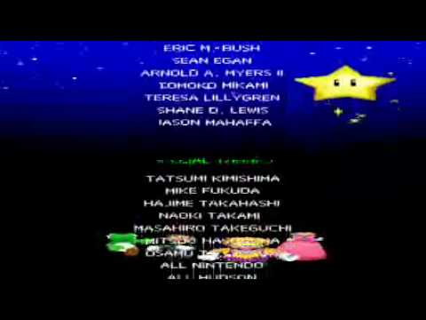 Mario Party DS Walkthrough - Credits