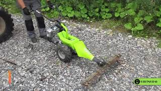Grillo GF1 Köhler Motorlu Çayır Biçme Makinası