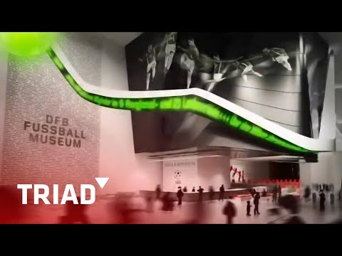 Exhibition Concept: German Football Museum Dortmund (english version)