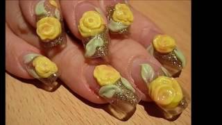 Ужасы наращивания ногтей