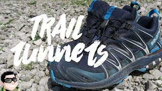 Salomon XA PRO 3D GTX Trail Running Shoes!!