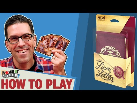Love Letter (2nd Edition) - How To Play