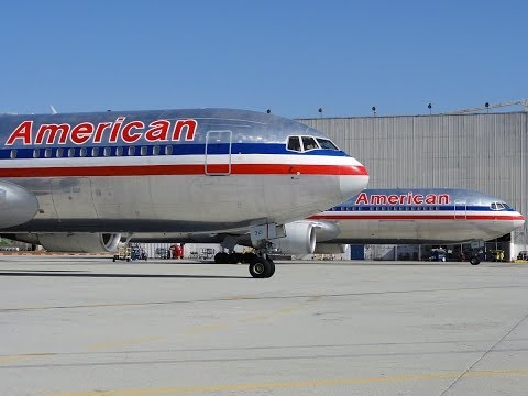 American Airlines Boeing 767-223(ER) Dedication Video in HD