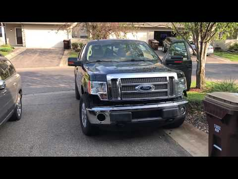 I bought SALVAGE car from Copart: Ford F-150 Truck