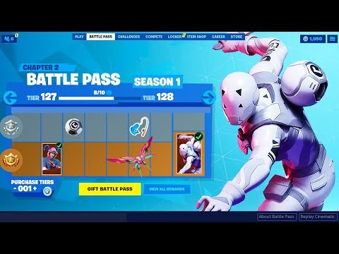 *NEW* FORTNITE CHAPTER 2 BATTLE PASS!! New Season 11 Map Gameplay! (Fortnite Battle Royale)