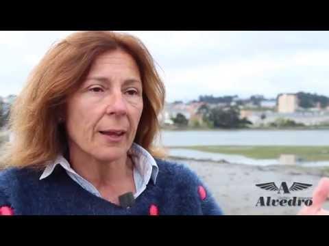 Mar Barcón (PSOE A Coruña) habla sobre el aeropuerto de Alvedro