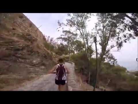 Run in Malaga 5th September 2015 P&O Oriana Mediterranean Cruise
