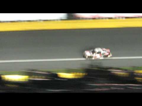 2017 Coca Cola 600 last 2 laps @ Charlotte Motor Speedway