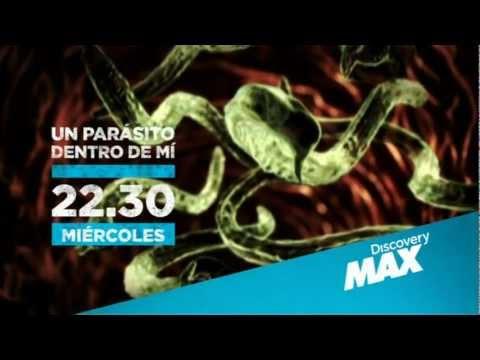 Promo Un Parásito Dentro De Mí Discovery Max Youtube