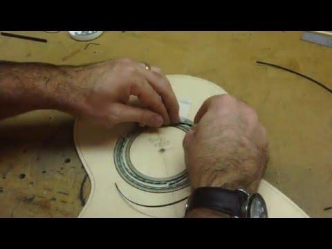 assembling-the-rosette-for-a-classical-guitar