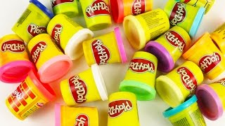 Learn Colours With Play Doh! Fun Learning Contest!