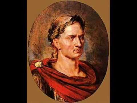Robert Crowe, Male Soprano. Aria from Giulio Cesare