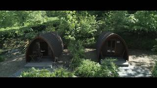 Glamping pods · Caravans · Campsite - Langstone Manor Holiday Park