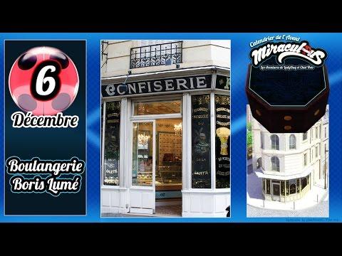 [06 Déc] Boulangerie Boris Lumé