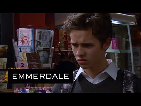 Emmerdale - A Jealous Jacob Lashes Out at David