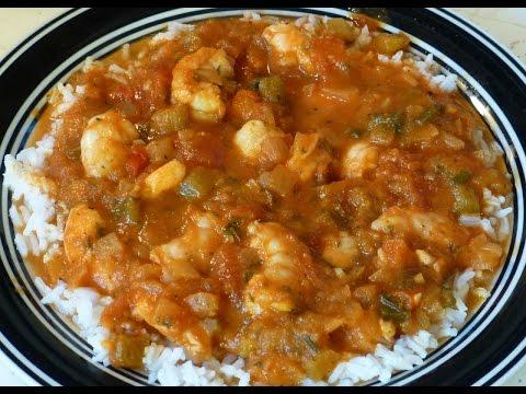 DW's Southern Louisiana Shrimp Creole Recipe!