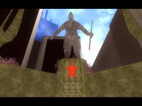 Памятник ко Дню Победы 3.0 \ Monument to the Victory Day 3.0 (GTA SA)