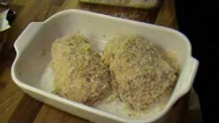 'home Made Chicken Kiev'