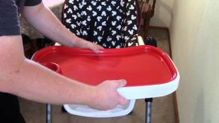 Disney Baby AdjustTable High Chair - Spark Review