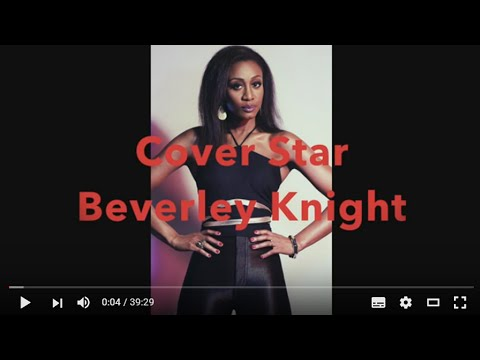 Beverley Knight - Cover story with Premae Magazine Issue 2