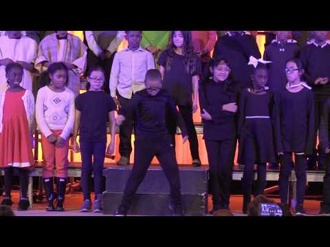 Straight Outta Bethlehem - Presented by Forcey Christian School 2018