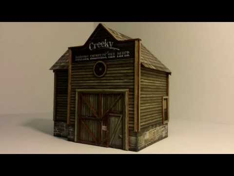 Clever Models – Creeky Roofing Co – Review
