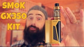 SMOK GX 350 Quad 18650 Vape Kit!