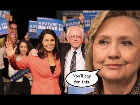 Tulsi Gabbard Bullied For Not Endorsing Hillary Clinton | WikiLeaks Podesta Emails