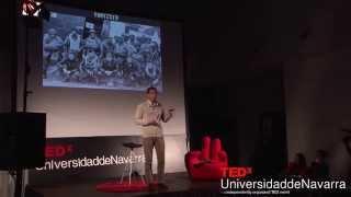 Algo que no pueda encontrar en Google: Álvaro González-Alorda at TEDxUniversidaddeNavarra