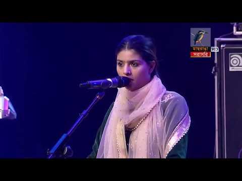 Patakha Guddi - Nooran Sisters Live Performance at Dhaka International Folk Festival 2017