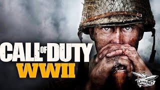 Стрим - Call of Duty: WWII - Полное прохождение